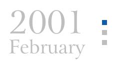 2001 February
