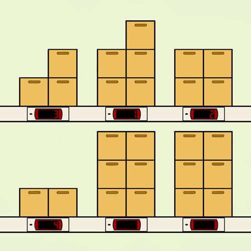 デジタルピッキング(摘み取り方式)のピッキング作業手順3